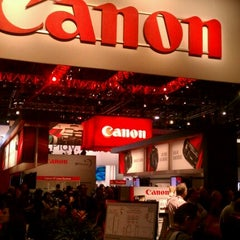 Photo taken at Canon CES Booth #13304 by Torrence D. on 1/13/2012