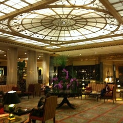 Photo taken at InterContinental New York Barclay by Sarmad A. on 7/17/2011