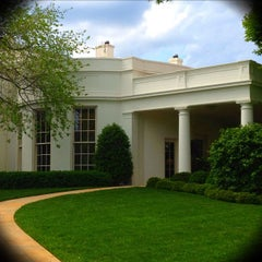 Photo taken at The Oval Office by Dannon R. on 4/21/2012