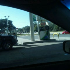 Photo taken at BP by Q Y. on 11/24/2011
