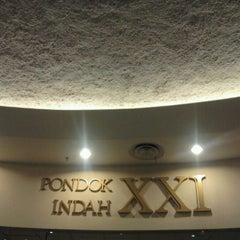 Photo taken at Pondok Indah 2 XXI by Danu P. on 11/13/2011