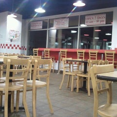 Photo taken at Five Guys by Jeff on 9/27/2011