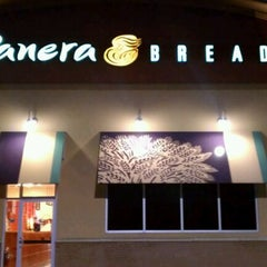 Photo taken at Panera Bread by Dïck on 12/21/2011
