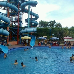 Photo taken at Suncity Waterpark by Dian D. on 10/29/2011