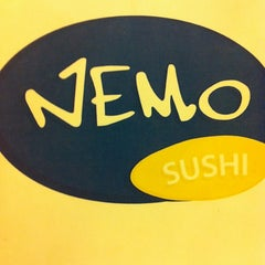 Photo taken at Nemo Sushi by Carlos M. on 4/12/2012
