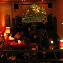Photo taken at The Melbourne Supper Club Bar by Bianca on 2/18/2012