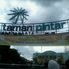Photo taken at Taman Pintar by Marthin P. on 5/30/2012