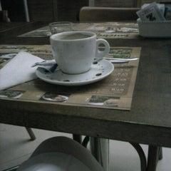 Photo taken at Z Café by Janaína M. on 8/7/2012