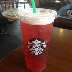 Photo taken at Starbucks by Sid Q. on 5/14/2012