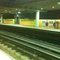 Photo taken at MDT Metrorail - Civic Center Station by Patricia K. on 7/16/2011