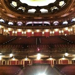 Photo taken at Boston Opera House by Joselin M. on 2/18/2012