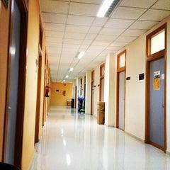 Photo taken at Facultad de Ciencias de la Comunicación by Rafa M. on 2/20/2012