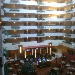 Photo taken at Madison Marriott West by Travis B. on 6/3/2011