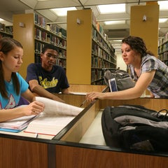 Photo taken at William S. Carlson Library - UToledo by The University of Toledo on 9/2/2011