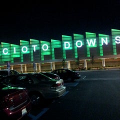 Photo taken at Scioto Downs Racino by Ashley F. on 7/21/2012