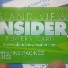 Photo taken at Island View Casino Resort by Christine R. on 1/2/2012
