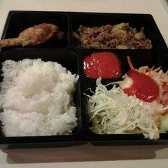 Photo taken at HokBen by Yunita L. on 2/18/2012