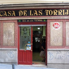 Photo taken at La Casa de Las Torrijas - As de los Vinos by Alberto C. on 8/30/2012