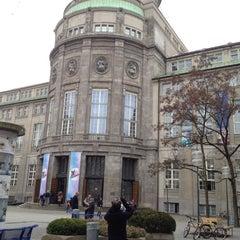 Photo taken at Deutsches Museum by Antonio T. on 3/30/2012