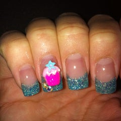 Photo taken at Polished Nails & Spa by Karley C. on 1/6/2012