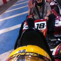 Photo taken at K1 Speed Carlsbad by Dana H. on 11/11/2011