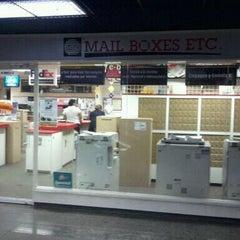 Photo taken at Mail Boxes ETC by Juan M. on 8/23/2011