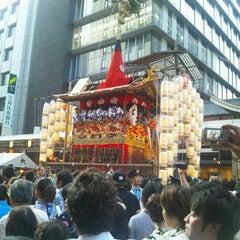 Photo taken at 大丸 京都店 by Sampei N. on 7/15/2012