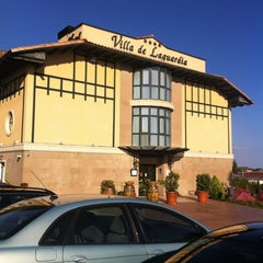 Photo taken at Hotel Villa de Laguardia by Alberto M. on 8/3/2012