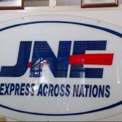 Photo taken at JNE by Ketut B. on 11/7/2011