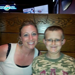 Photo taken at Ole Piper Family Restaurant & Sports Bar by Kim J. on 6/27/2012