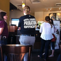 Photo taken at Starbucks by Micpell on 6/6/2012