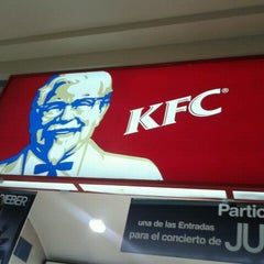 Photo taken at KFC - Kentucky Fried Chicken by Rosby H. on 10/8/2011