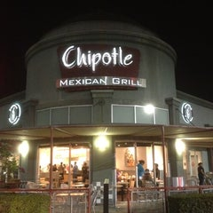 Photo taken at Chipotle Mexican Grill by Chin K. on 3/15/2012