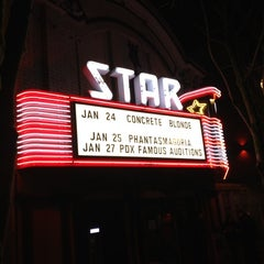 Photo taken at Star Theater by Colin M. on 1/25/2012