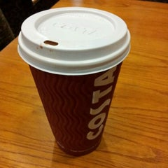 Photo taken at Costa Coffee by Renata J. on 11/2/2011