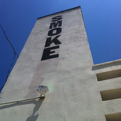 Photo taken at Smoke by Cliff G. on 8/14/2011
