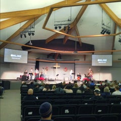Photo taken at Redemption Church - Tempe Campus by Daniel M. on 11/28/2011