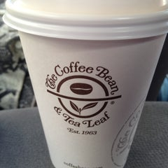 Photo taken at The Coffee Bean & Tea Leaf® by Johnna D. on 2/29/2012