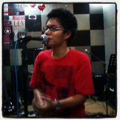 Photo taken at La Voice Music Studio by Mahdesi I. on 8/26/2012