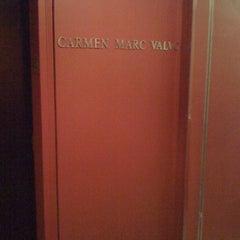 Photo taken at Carmen Marc Valvo by Sirita C. on 10/27/2011