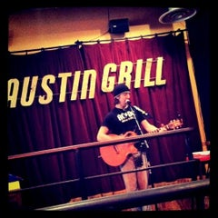 Photo taken at Austin Grill by tim m. on 4/7/2011