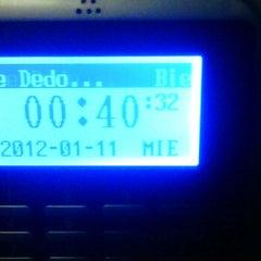 Photo taken at Registro de la Propiedad by Roberto V. on 1/11/2012