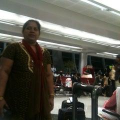 Photo taken at Emirates Lounge by Raju Y. on 7/28/2011
