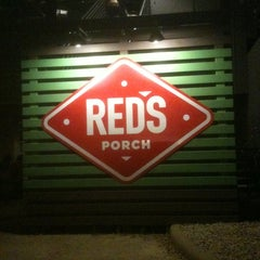 Photo taken at Red's Porch by Carle A. on 3/28/2011