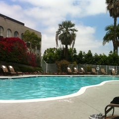 Photo taken at Sheraton Mission Valley San Diego Hotel by David M. on 5/7/2011