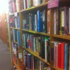 Photo taken at Half Price Books by Ricky P. on 5/10/2012