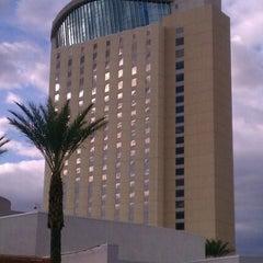 Photo taken at Morongo Casino Resort & Spa by Kathy O. on 11/13/2011