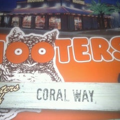 Photo taken at Hooters by Dimitri K. on 6/1/2012