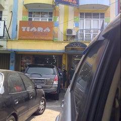Photo taken at Tiara Baby Shop by Bintang L. on 7/15/2012