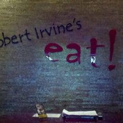 Photo taken at Robert Irvine's eat! by Christen C. on 5/27/2011